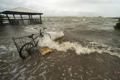 Study Says Pollution Deceases Hurricane Frequency