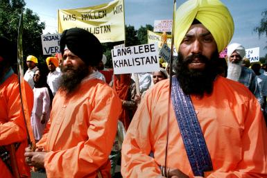 Sikh separatists in Germany