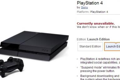 PS4launchEdition