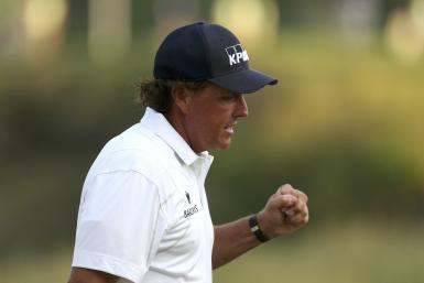Phil Mickelson US Open 2013