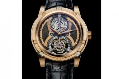 Louis Moinet Meteoris watch