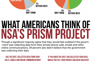 Public Opinion: Edward Snowden and NSA's PRISM