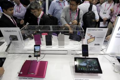 Tablet, Mobile Phone Shipments Will Increase In 2013