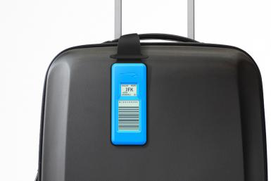 electronic bag tag