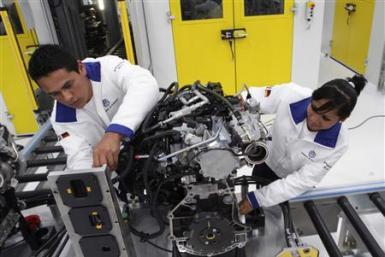 Mexico manufacturing (VW engines)