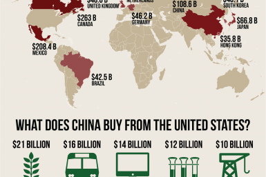 Stuff China Buys From The US
