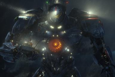 'Pacific Rim' Gipsy Danger
