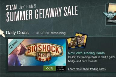 Steam Bioshock Infinite
