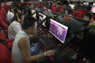 China Internet Cafe 2