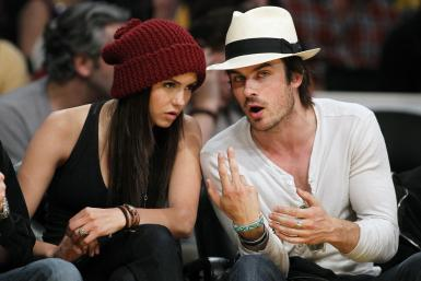 Dobrev And Somerhalder