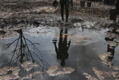 Oil Thieves And Refineries In Nigeria