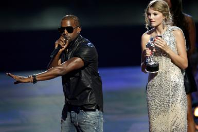 Kanye West, Taylor Swift