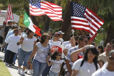Immigration Arizona 2010