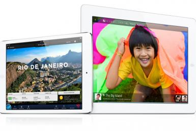 Apple iPad 5 Rumors