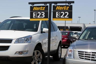 Hertz Rental agency