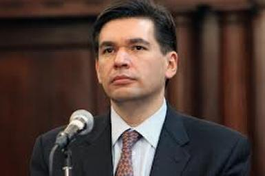 Fernando Aportela, Minister of Finance Mexico