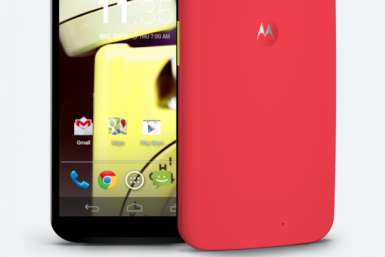 Moto X Yellow Red MotoMaker