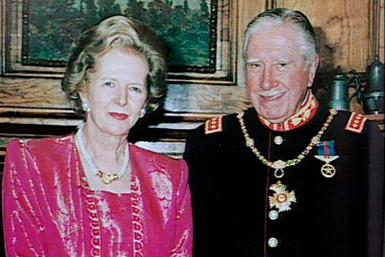 Thatcher and Pinochet