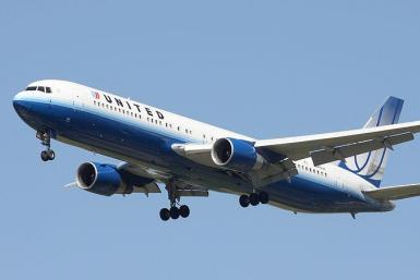 United Airlines Boeing 767 2