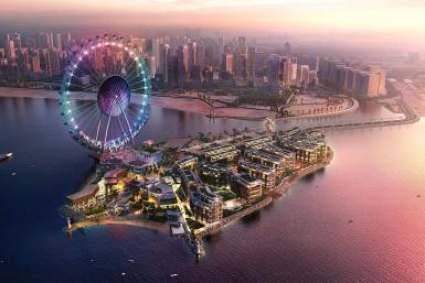 Dubai Eye ferris wheel