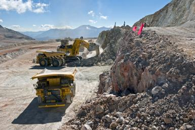 Pascua Lama Mine Reuters Photo