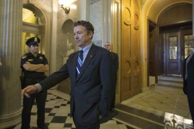 Sen. Rand Paul Face the Nation