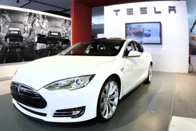 Tesla S 2012 Getty Images
