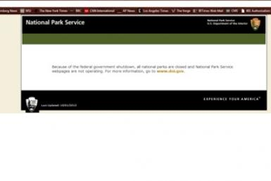 NPS website