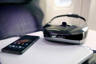 Sony HMZ-T3W Portable 3D Viewer 1