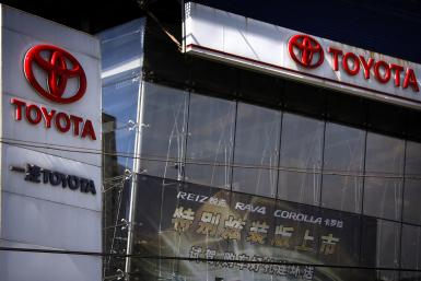 Toyota Motor Co. Ltd.
