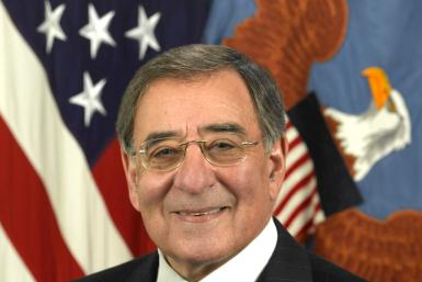 Former Secretary of Defense Leon Panetta