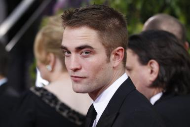 Robert Pattinson Cocaine Bender?