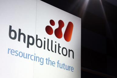 BHP Billiton Corporate Logo