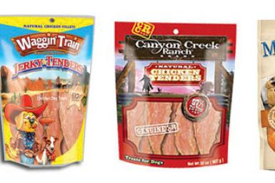 Jerky Treats Recall