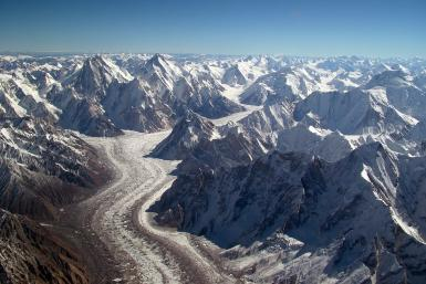 Baltoro Glacier, Karakoram mountains