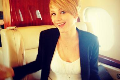 Jennifer Lawrence Haircut?