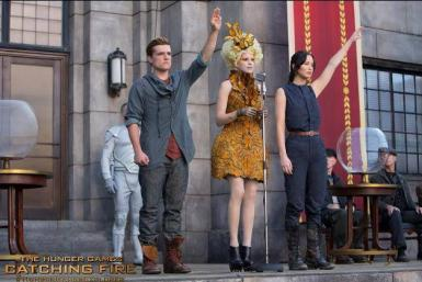 'Hunger Games' Theme Park?