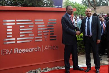 IBM Research Lab in Kenya