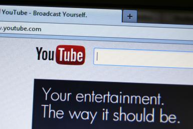 YouTube by Shutterstock