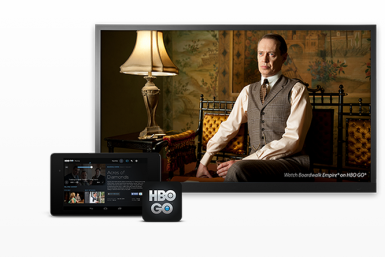 Google Chromecast Supports HBO Go App