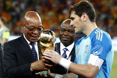 Iker Casillas, World Cup