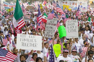 US Immigration Calif 2006