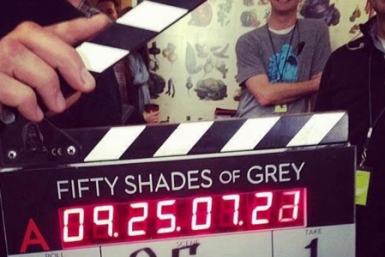 """Fifty Shades of Grey"" Set Photos"