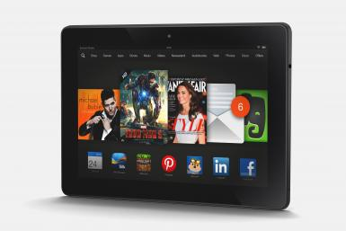 Amazon Kindle Fire HDX 8.9 inch Tablet