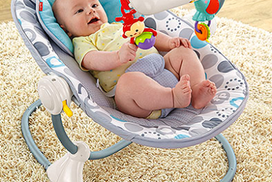 Newborn-to-Toddler Apptivity™ Seat