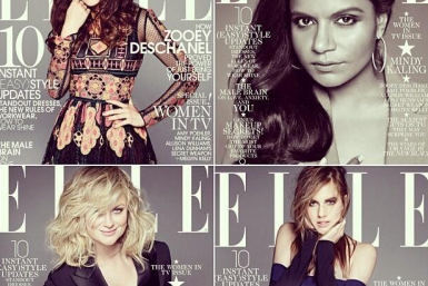 "ELLE ""Women in TV issue"""