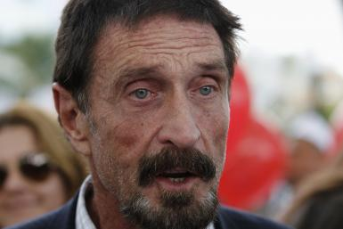 McAfee for president