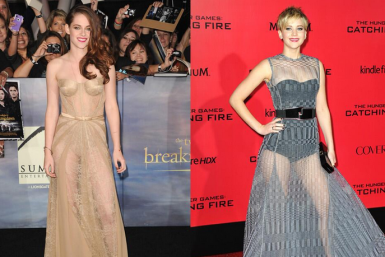 Kristen Stewart Vs. Jennifer Lawrence