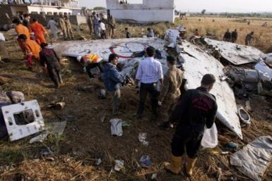 Bhoja air crash