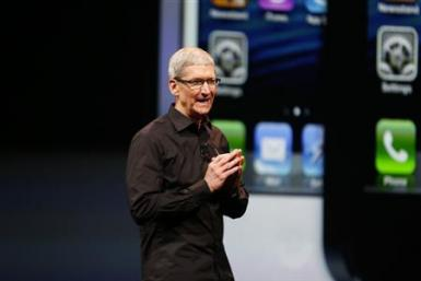 Tim Cook Reuters